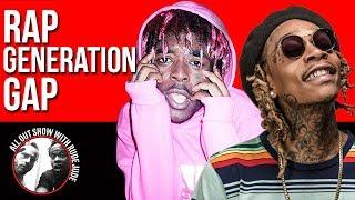 Wiz Khalifa, Lil Uzi Vert, Future & Rap's Generation Gap