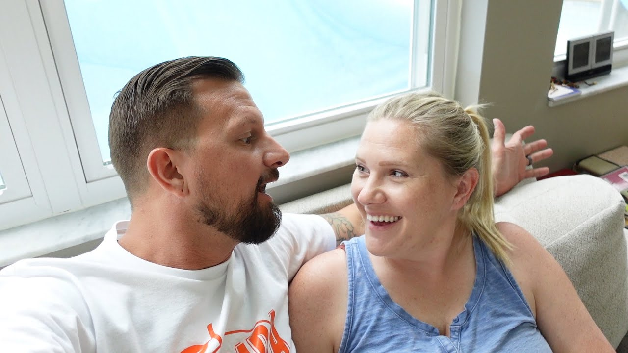 This Home Vlog Is Full Of Chaotic Energy, He's Talking More & We Laugh Till We Cry!