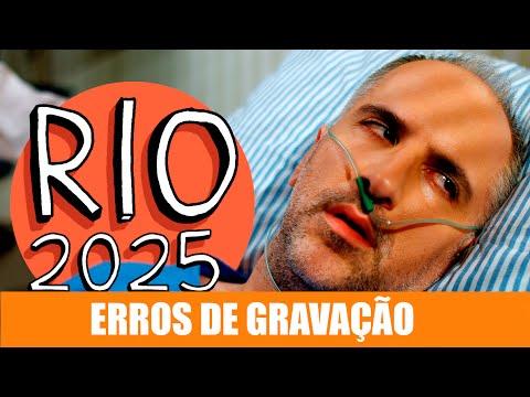 Erros de Gravação – Rio 2025