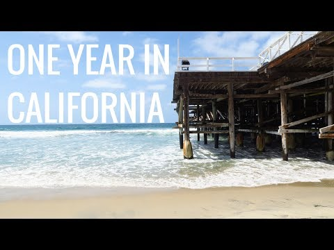 Reflecting on One Year Living in California