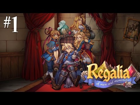 Regalia: Of Men And Monarchs #1 - Premiera (gameplay pl)