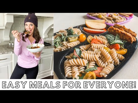 Easy 10 MINUTE Vegan Meals For the Entire Family - Especially the KIDS!!  Plant Based, Oil-Free