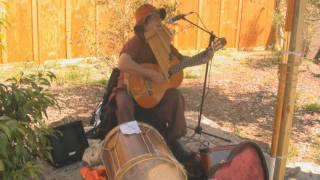 "Conrado ""Charry"" Garcia ~ ""Scarborough Fair"" Instrumental (Pan Pipes, Guitar) ~ FlaRF2011"