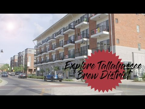 Explore Tallahassee - Brew District