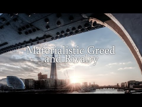 Materialistic Greed & Rivalry: A Tafsir of Surat al-Takathur [Surah 102]