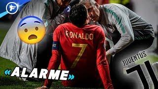 La Juventus Turin tremble après la blessure de Cristiano Ronaldo | Revue de presse