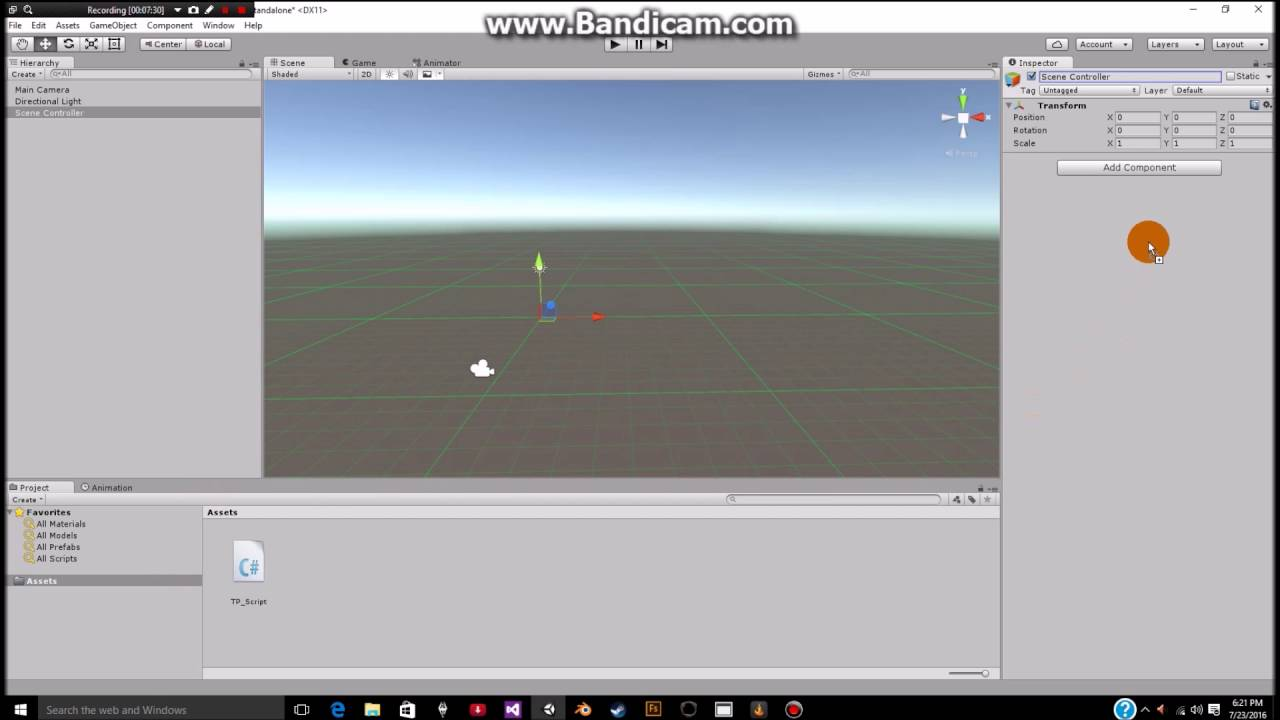 Unity Tutorial: Using UI to Teleport to Multiple Locations