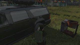 DayZ Origins 1.8.2 Бронирование SUV-PK сплавом черных металлов и плавка сплава цветных металлов(Старый, добрый Chevrolet Suburban......, 2016-05-13T16:00:47.000Z)