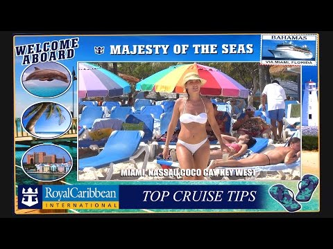 Majesty of the Seas - Cruise Tips and Five day Bahamas cruise tour