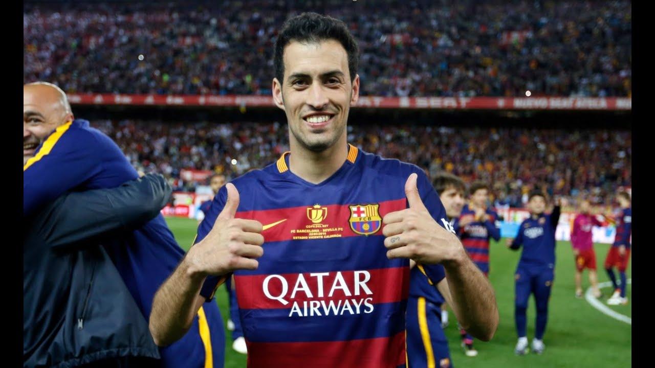 f3d9fbea88 FC Barcelona - All Sergio Busquets  goals - YouTube