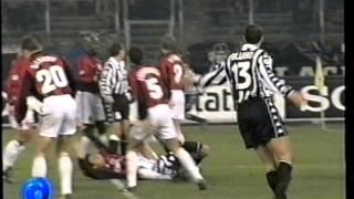 Serie A 1999/2000: Juventus vs AC Milan 3-1 - 1999.11.21 -