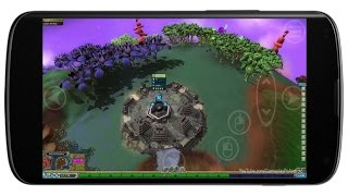 Spore Android Gameplay