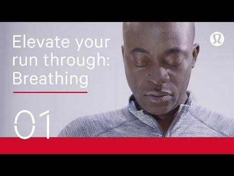 How to Breathe While Running | Marathon and Running Training | lululemon