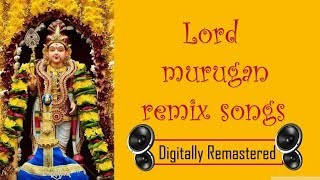 Lord murugan devotional remix | Music Danza | Digitally Remastered