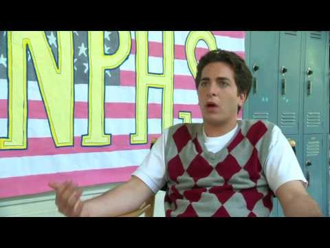 Project X: Official On Set Interview Oliver Cooper [HD]