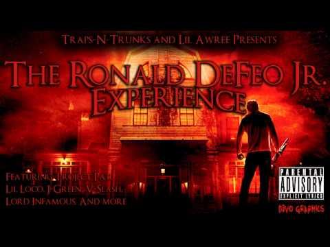 Lord Infamous Speaks!! Ronald DeFeo, Jr. Experience Drops October on livemixtapes.com