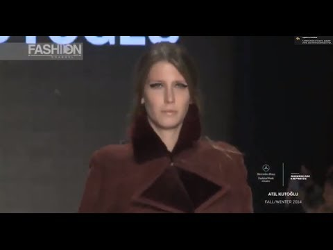 """ATIL KUTOĞLU"" ISTANBUL FASHION WEEK Autumn Winter 2014 2015 HD by Fashion Channel"