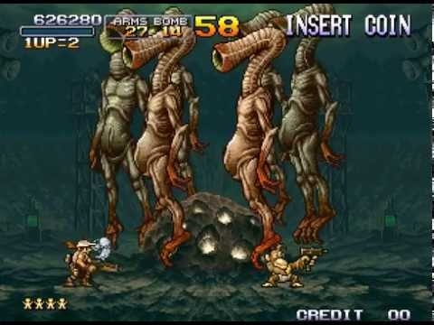 Metal Slug 3 — No Death Run (Fio)