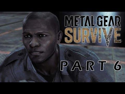 Metal Gear Survive PC Walkthrough Gameplay Part 6 – Castaway Survivors