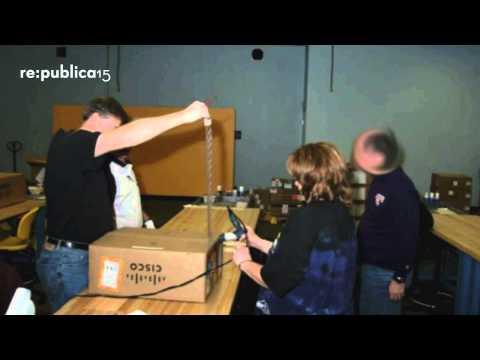 MEDIA CONVENTION Berlin 2015 - Hollywoods Hacker