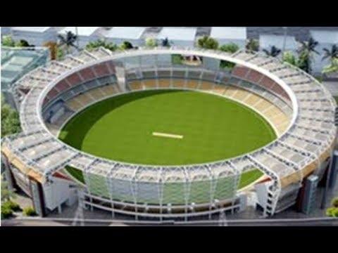 National Cricket Stadium Karachi Going Ready For Psl 2018 Youtube