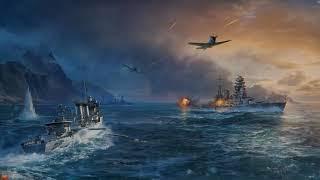 world of warships / gameplay 22 - 01 - 19
