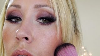 NYX Cosmetics Sultry Sunset Makeup Tutorial