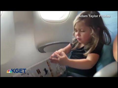 Eddie & Rocky - VIDEO: Jet Engine Fire Causes Emergency Landing at LAX