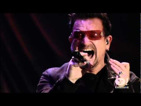 U2News - Miss Sarajevo - Bono & Edge - A Decade of Difference Concert