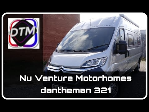 Brand New Campervan Conversion To Citroen Relay Series 1 Final Full Tour