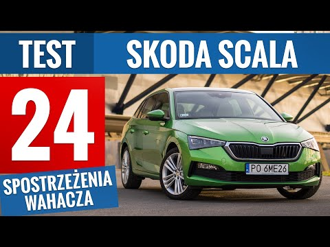Skoda Scala 2020 - TEST PL (1.0 TSI 115 KM Style)