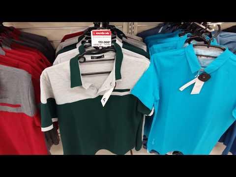 Khuyến Mãi ở Siêu Thị Lotte Quận 7: Quần áo, Giày Dép Giá 39k, 59k...