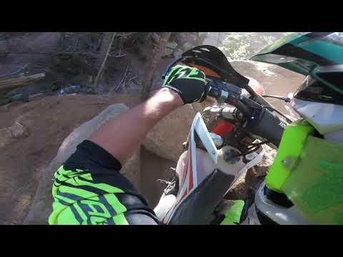 Captain Jacks / Pipeline / Mounta Rosa Trail Dirt Biking October 29th 2017