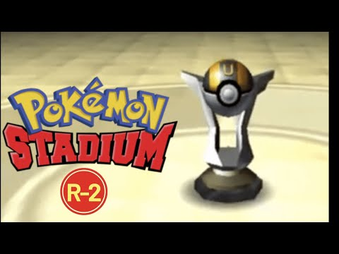Pokémon Stadium - Prime Cup: Ultra Ball [R-2]