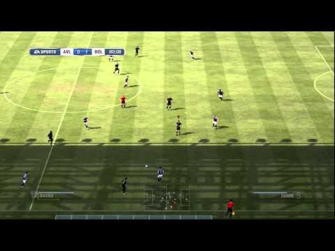 FIFA 12 BOLTON CAREER MODE S1 EP40 V ASTON VILLA (manual U0026 Legendary)