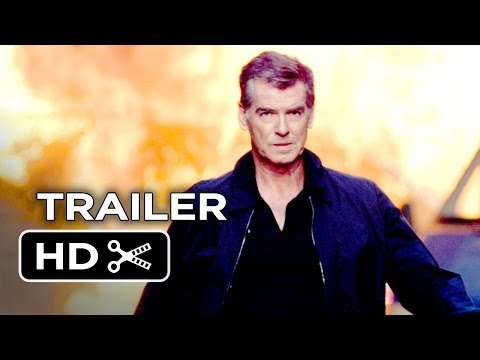 The November Man Official Teaser Trailer #1 (2014) - Pierce