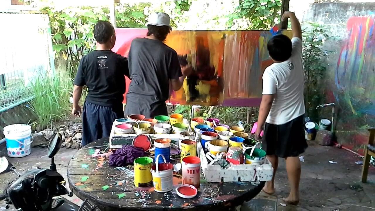 Lukisan Abstrak Hem: Lukisan Abstrak