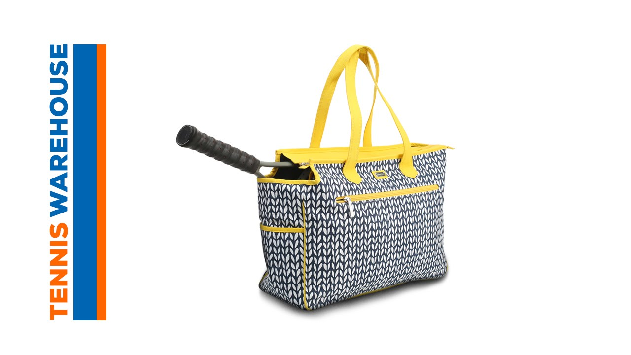 Ame Lulu Tennis Court Bag