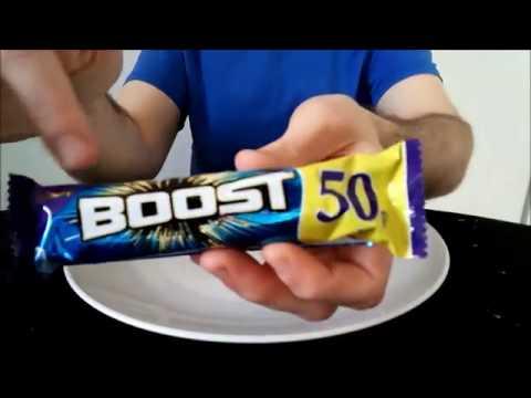 Cadburys Boost Review