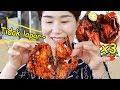 Tidak lapar tapi habisin 3 ekor Ayam Taliwang..?
