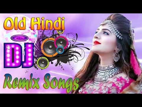 Old Dj Hindi Song   90's Hindi Superhit Dj Mashup Remix Song   Old is Gold (Hi Bass Dholki Mix)