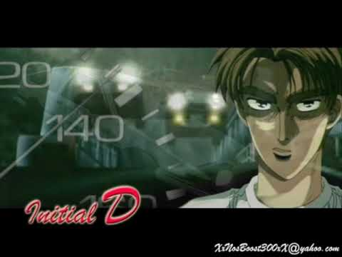 Initial D Stage 4 Opening Theme : DogFight by MOVE