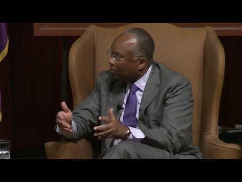 NYU Leadership Series in Law & Business: Larry Thompson with Sara Moss '74