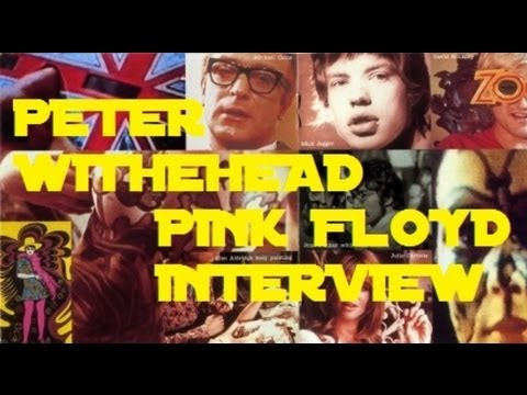 Peter Whitehead - Pink Floyd movie TV interview 1967