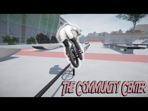 OFFICIAL MAP IS FINALLY HERE! The Community Center