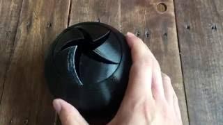 3D Printed Iris Box