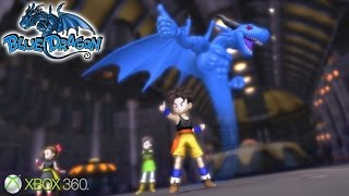 Blue Dragon - Xbox 360 Gameplay (2007)