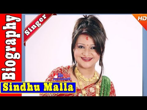 Sindhu Malla - Nepali Singer Biography Video, Songs