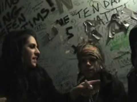 Jessica Muffin interviews Vains of Jenna