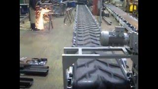 Производство конвейеров ленточных(http://www.rosrez.ru/konveiera Производство конвейеров – сложный процесс, в совершенстве освоенный производителями,..., 2016-01-12T09:44:30.000Z)